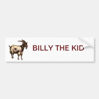 BILLY HET KIND BUMPERSTICKER
