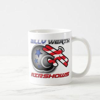 Billy Werth Airshows Koffiemok