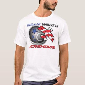 Billy Werth Airshows T Shirt