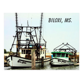 Biloxi, Mej. Postcard Briefkaart