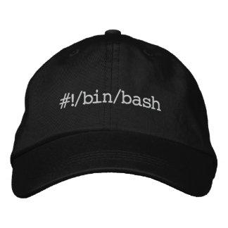 #! /bin/bash geborduurde pet