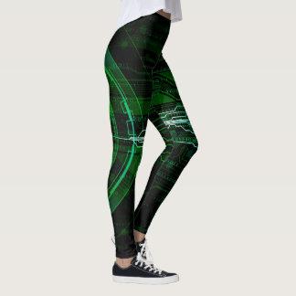 Binair getal 1010 leggings