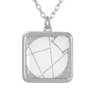 Binaire Reddcoin Zilver Vergulden Ketting