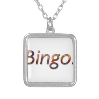 Bingo! Zilver Vergulden Ketting
