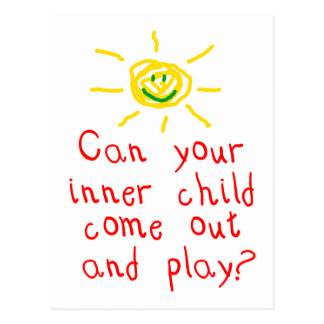 Binnen Kind Briefkaart