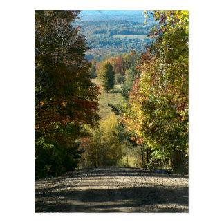 Binnenweg Vermont Briefkaart
