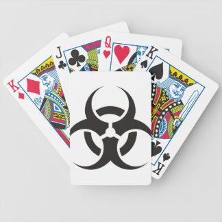 Biohazard Poker Kaarten
