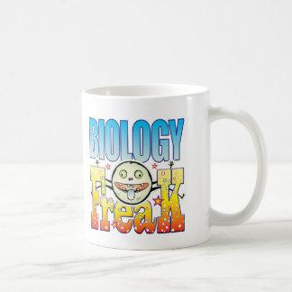Biologie Buitenissige Freaky Basic Witte Mok