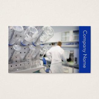 Biotechnologie/het Laboratorium van de Chemicus Visitekaartjes