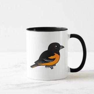 Birdorable Baltimore Oriole Mok