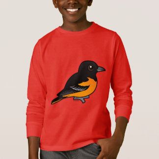 Birdorable Baltimore Oriole T Shirt