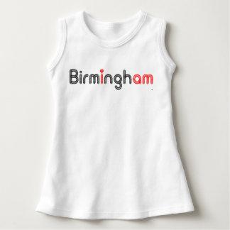 Birmingham ben ik baby jurk