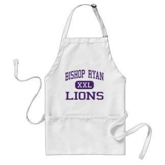 Bischop Ryan - Hoge Leeuwen - - Minot Noord-Dakota Standaard Schort