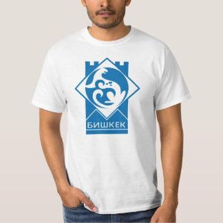 Bishkek, het Wapenschild van Kyrgyzstan T Shirt