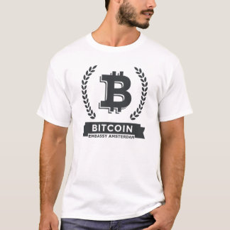 Bitcoin Embassy Amsterdam T-Shirt