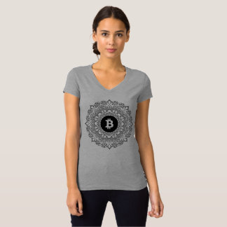 BITCOIN/HENNA-vrouwen T-shirt