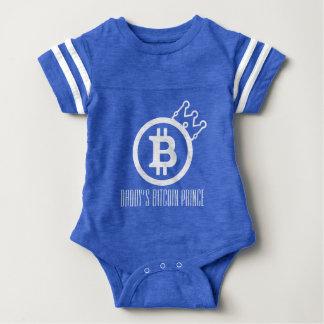 BITCOIN-papa het prins-Onsie-Crypto van Bitcoin Romper
