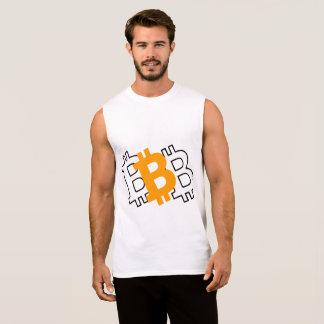 Bitcoin - virtuele munt voor een digitale leeftijd t shirt