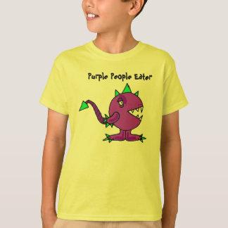 BJ het grappige Paarse Overhemd van het Monster T Shirt