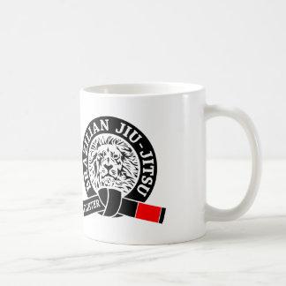 BJJ - de Braziliaanse Vechter van het Jioe-jitsoe Koffiemok
