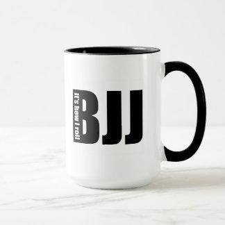 BJJ - het is hoe ik rol, overval Mok
