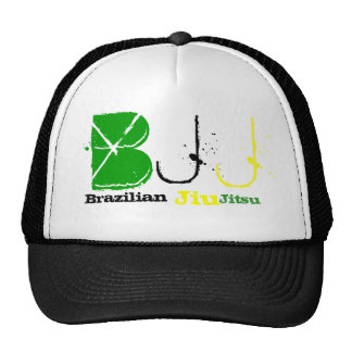 BJJ TRUCKER CAP