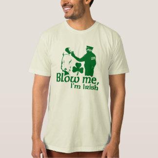 Blaas me ik ben Iers T Shirt