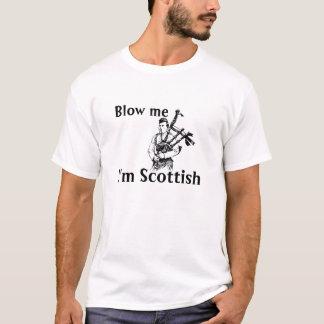 Blaas me ik ben Schots T Shirt