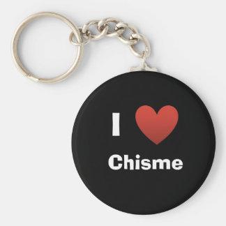 blackheart, I, Chisme Basic Ronde Button Sleutelhanger