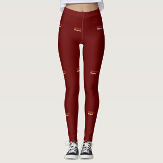 Blacksburg, de Beenkappen van Virginia Leggings