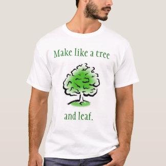 Blad T Shirt
