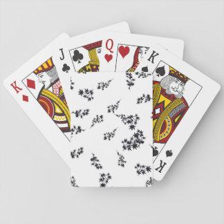 Bladeren Speelkaarten