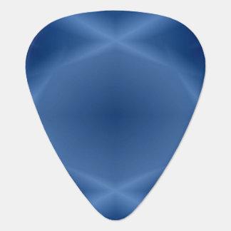 Blauw Gitaar Plectrum 0