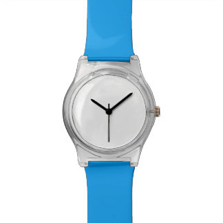 Blauw horloge May28th