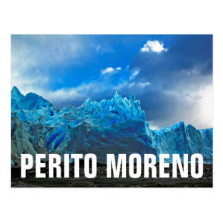 Blauw Ijs - Perito Moreno Briefkaart