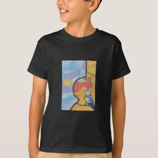 Blauw Lied T Shirt