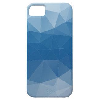 Blauw netwerk barely there iPhone 5 hoesje