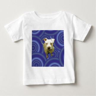 Blauw op Blauw Baby T Shirts
