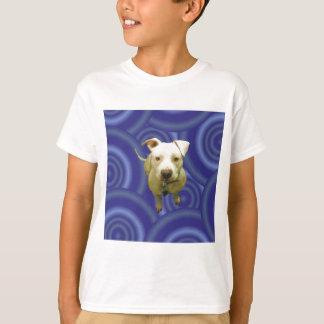 Blauw op Blauw T Shirt