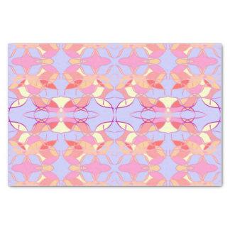 blauw papier mousseline 25,4 x 38,1 cm tissue papier