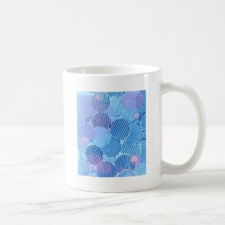 Blauw Paradijs Koffiemok
