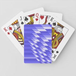 blauw speelkaarten