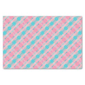 blauw tissuepapier