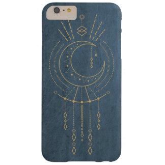 Blauw zuidwestelijk geïnspireerd iphonehoesje barely there iPhone 6 plus hoesje