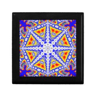 Blauwe Boedha Decoratiedoosje