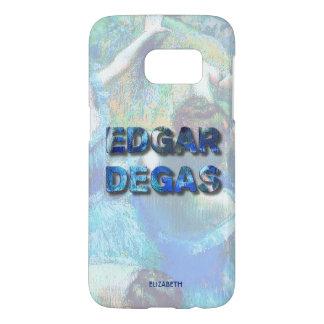 Blauwe Dansers van de Impressionist van Edgar Samsung Galaxy S7 Hoesje