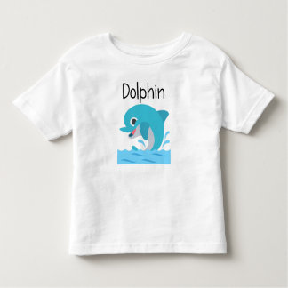 Blauwe Dolfijn Kinder Shirts
