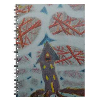 Blauwe Gaten Notitieboek