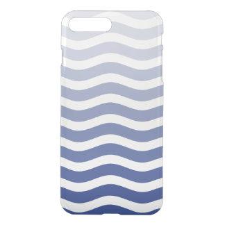 Blauwe Golf Ombre iPhone 8/7 Plus Hoesje