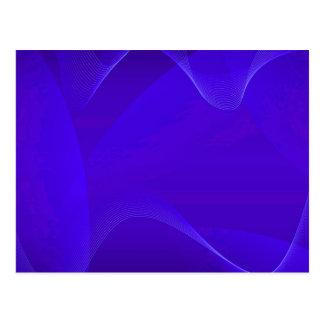 Blauwe Golven Briefkaart